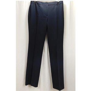 Chico's Womens 6 Small Dress Pants Slacks Blue